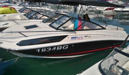 Speedboat Bayliner VR 5 (2021)