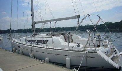 Sailboat Jeanneau Sun Odyssey 36 i (2010)