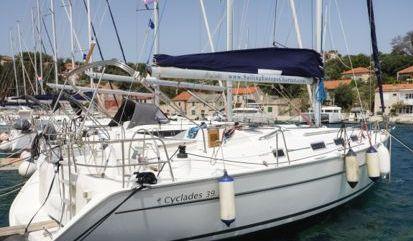 Velero Beneteau Cyclades 39.3 (2007)