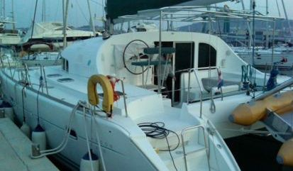 Catamaran Lagoon 410 S2 (2002)