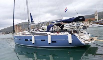 Sailboat D&D Kufner 50 (2019)