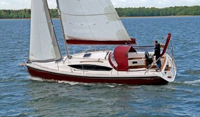 Sailboat Maxus Prestige 33.1 RS (2020)