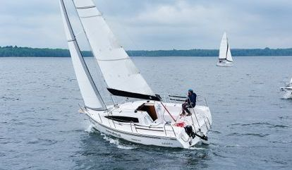 Sailboat Maxus 26 (2020)