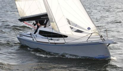 Sailboat Maxus Evo 24 (2020)