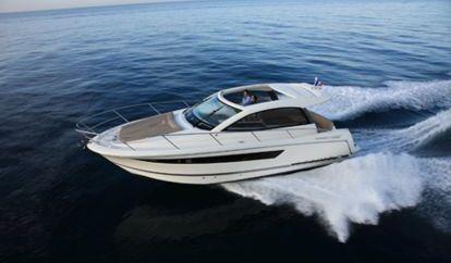 Motor boat Jeanneau Leader 10 (2011)