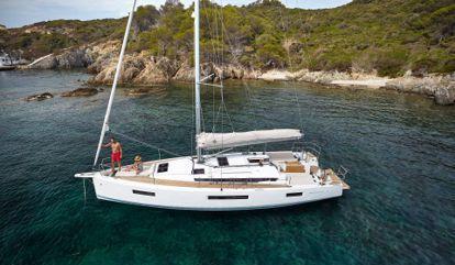 Barca a vela Jeanneau Sun Odyssey 440 (2020)
