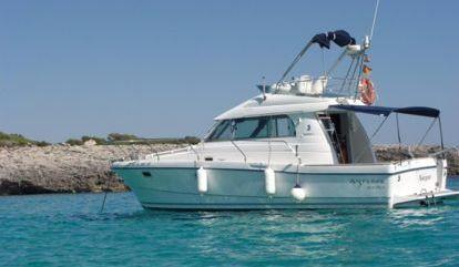 Motor boat Beneteau Antares 10.80 (2006)