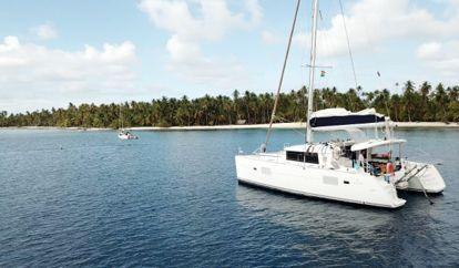 Catamaran Lagoon 400 (2010)