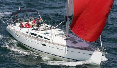Sailboat Jeanneau 45 (2008)