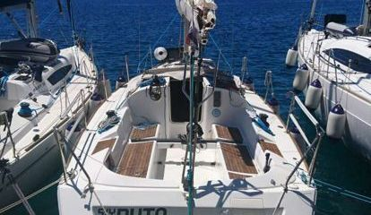 Sailboat Beneteau First 31.7 (2007)