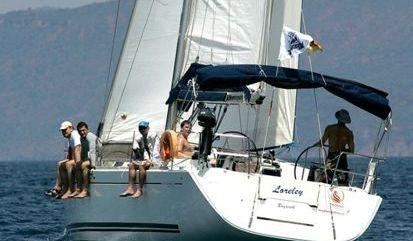 Sailboat Dufour 425 (2009)
