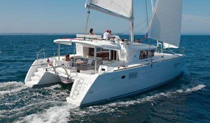 Catamaran Lagoon 450 F (2016)