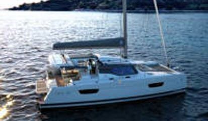 Catamarán Fountaine Pajot Astrea 42 (2019)