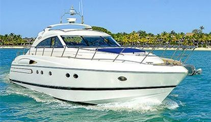 Motor boat Princess 65 Fly (2001)