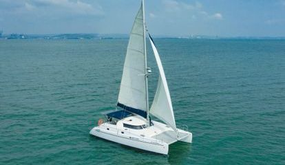 Catamaran Fountaine Pajot Mahe 36 (1998)