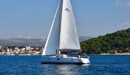 Barca a vela Hanse 455 (2017)