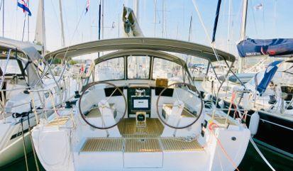 Barca a vela Hanse 388 (2018)
