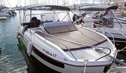 Motorboot Beneteau Flyer 7.7 Sundeck (2017)