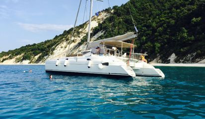 Catamarán Fountaine Pajot Athena 38 (2007)