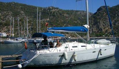 Sailboat Beneteau Oceanis 393 (2004)