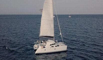 Catamarán Lagoon 380 (2005)
