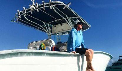 Speedboat cape horn 32 (2009)
