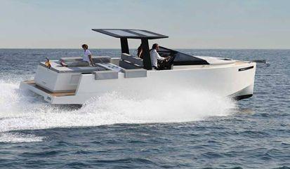 Motor boat Deantonio D33 Open (2019)