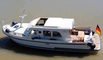 Houseboat Linssen Grand Sturdy 34.9 (2010)