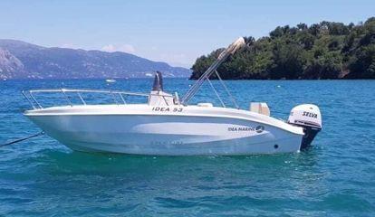 Motoscafo Idea Marine 58 (2018)