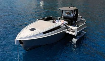 Speedboat Wider Wider 42 (2012)