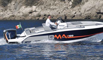 Sportboot BMA X199 (2019)