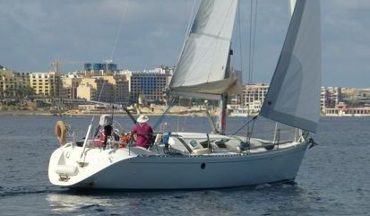 Sailboat Beneteau First 38S5 (1995)