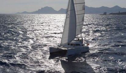 Catamarán Lagoon 380 S2 (2004)