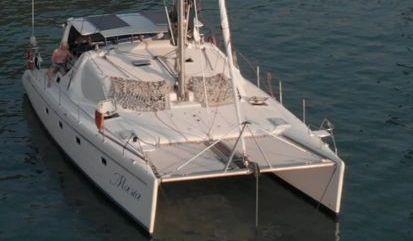 Catamaran Maxim 380 (2005)