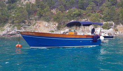 Speedboat Apreamare 9 Open (2001)
