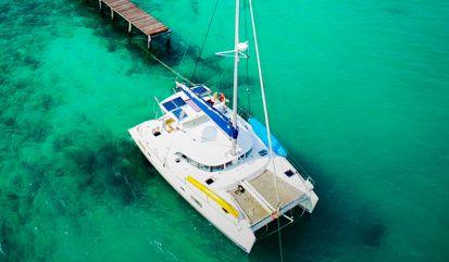 Catamarán Lagoon 380 (2008)