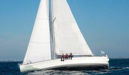 Segelboot Hanse 430e (2007)