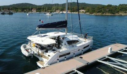 Catamaran Leopard 40 (2016)