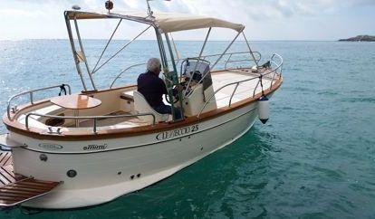 Motor boat Mimi Libeccio (2011)