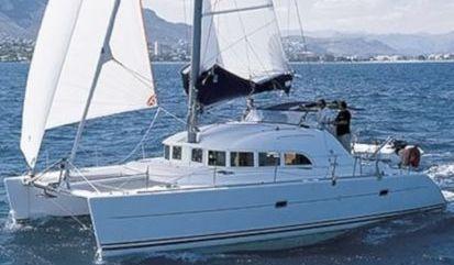 Catamarán Lagoon 380 (2000)