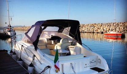 Motor boat Cranchi Zaffiro 28 (2006)