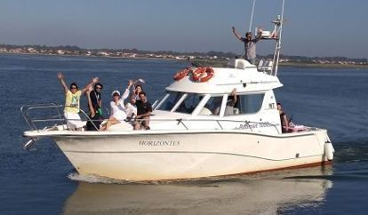 Barco a motor Astinor 840 FLY (2001)