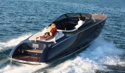 Motor boat Kymo 38 (2017)