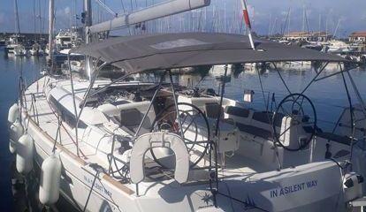 Segelboot Jeanneau Sun Odyssey 519 (2019)