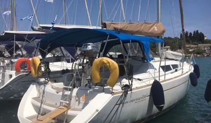 Barca a vela Jeanneau Sun Odyssey 36 i (2012)