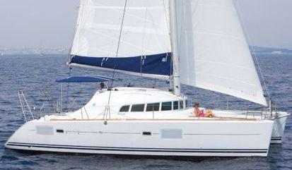 Catamaran Lagoon 410 S2 (2006)