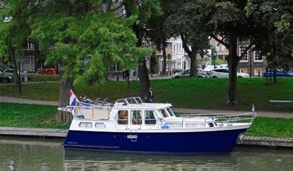 Barco a motor Hollandia Cruiser 1050 S (1997)