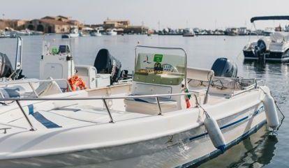Speedboat Saver 550 Open (2005)