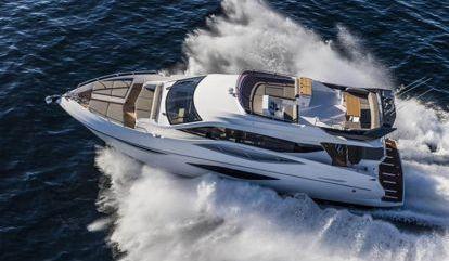 Motorboot Numarine 65 (2017)