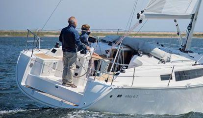 Sailboat Bavaria 33 (2015)